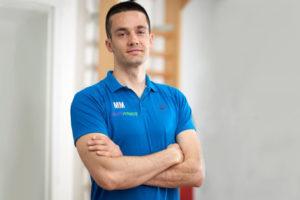 Miloš Mirković Instruktor Fitnesa