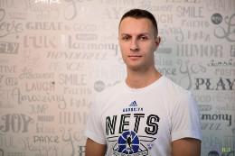 Fitnes instruktor Nebojša Tomić