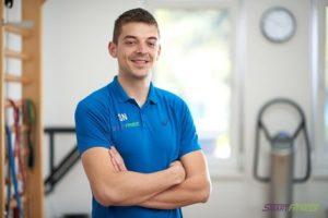 Stefan Nedeljković Instruktor Fitnesa