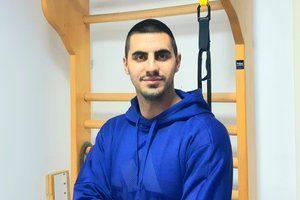 Dušan Todorović Fitnes trener
