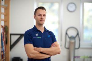 Nebojša Tomić Instruktor Fitnesa