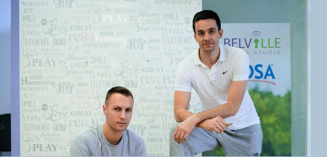 Nebojša i Miloš osnivači Smart Fitnes centra