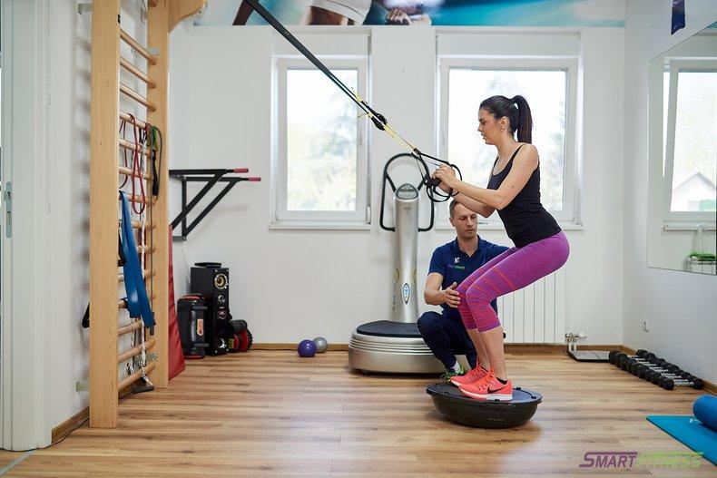 Fitnes za žene Novi Beograd