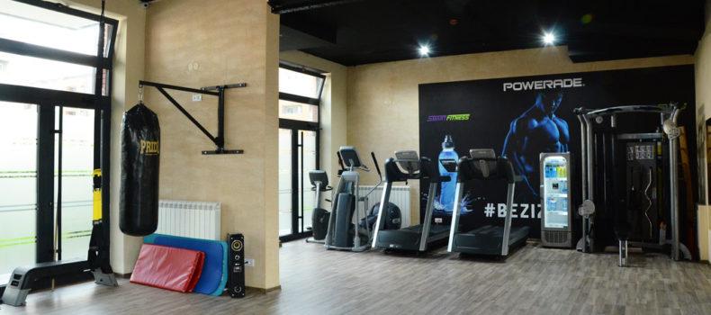 Smart fitnes Novi Beograd - Centar Savada